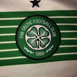 Nike Shirts - Nike Celtic FC 2013-2014 authentic Home Shirt!